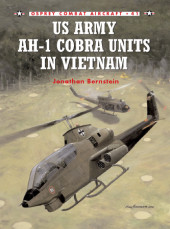 US Army AH-1 Cobra Units in Vietnam Cover