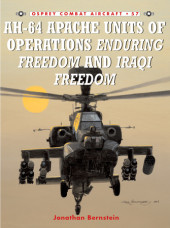 AH-64 Apache Units of Operations Enduring Freedom & Iraqi Freedom Cover