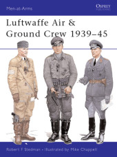 Luftwaffe Air & Ground Crew 1939-45 Cover