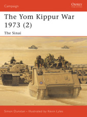 The Yom Kippur War 1973 (2) Cover