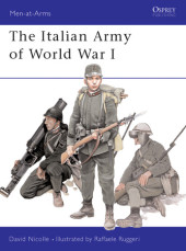 The Italian Army of World War I Cover
