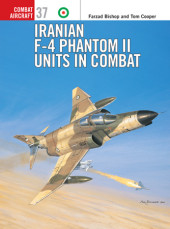 Iranian F-4 Phantom II Units in Combat Cover