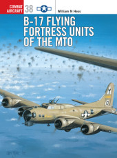 B-17 Flying Fortress Units of the MTO Cover