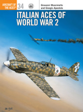 Italian Aces of World War 2 Cover
