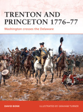 Trenton and Princeton 1776-77 Cover