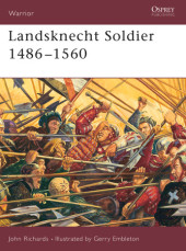 Landsknecht Soldier 1486-1560 Cover