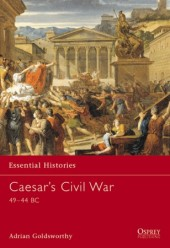 Caesar's Civil War Cover