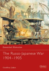 The Russo-Japanese War 1904-1905 Cover