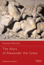 The Wars of Alexander the Great Cover