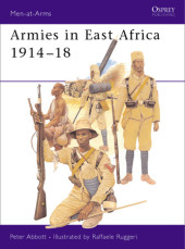 Armies in East Africa 1914-18 Cover