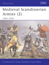 Medieval Scandinavian Armies (2) Cover
