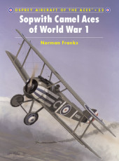 Sopwith Camel Aces of World War 1 Cover