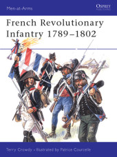 French Revolutionary Infantry 1789-1802