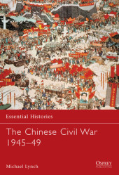 The Chinese Civil War 1945-49 Cover
