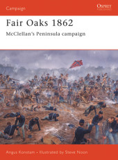 Fair Oaks 1862 Cover
