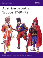 Austrian Frontier Troops 1740-98 Cover