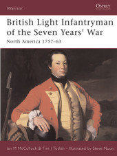 British Light Infantryman of the Seven Years' War Cover