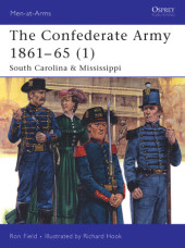 The Confederate Army 1861-65 (1) Cover