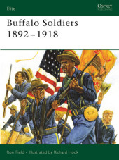 Buffalo Soldiers 1892-1918 Cover