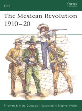 The Mexican Revolution 1910-20 Cover