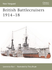 British Battlecruisers 1914- 1918 Cover