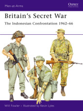 Britain's Secret War Cover