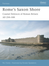 Rome's Saxon Shore Cover