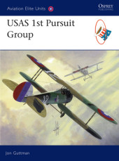 USAS 1st Pursuit Group Cover