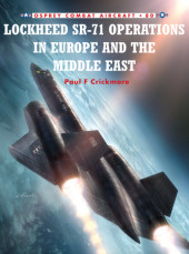 Lockheed SR-71 Operations in Europe and the Middle East Cover