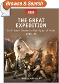 The Great Expedition - Sir Francis Drake on the Spanish Main 1585-86