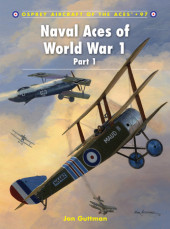 Naval Aces of World War 1 Part I Cover