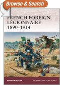 French Foreign Legionnaire 1890-1914