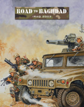 Road to Baghdad Cover