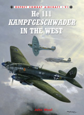 He 111 Kampfgeschwader in the West Cover