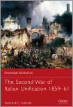 The Second War of Italian Unification 1859-61