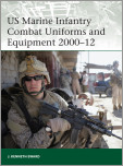 US Marine Infantry Combat Uniforms and Equipment 2000-12