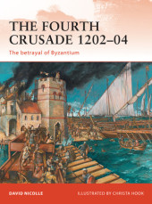 The Fourth Crusade 1202-04 Cover