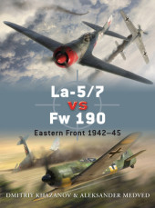 La-5/7 vs Fw 190 Cover