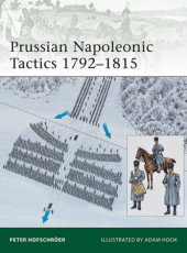 Prussian Napoleonic Tactics 1792-1815 Cover