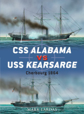 CSS Alabama vs USS Kearsarge Cover