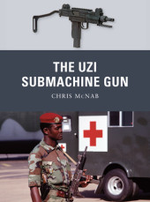 The Uzi Submachine Gun Cover