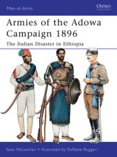 Armies of the Adowa Campaign 1896 Cover