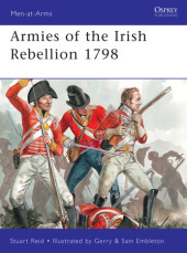 Armies of the Irish Rebellion 1798 Cover