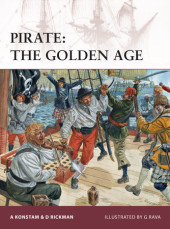 Pirate: The Golden Age Cover