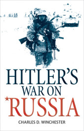 Hitler's War on Russia Cover