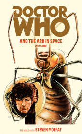 Doctor Who And The Ark In Space Cover