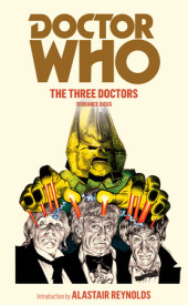 Doctor Who: The Three Doctors Cover