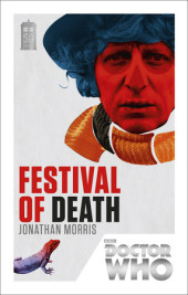 Doctor Who: Festival of Death Cover
