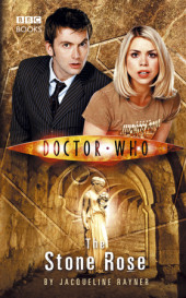 Doctor Who: The Stone Rose Cover