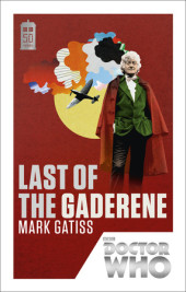 Doctor Who: Last of the Gaderene Cover